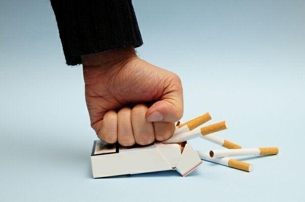 зависимость от курения