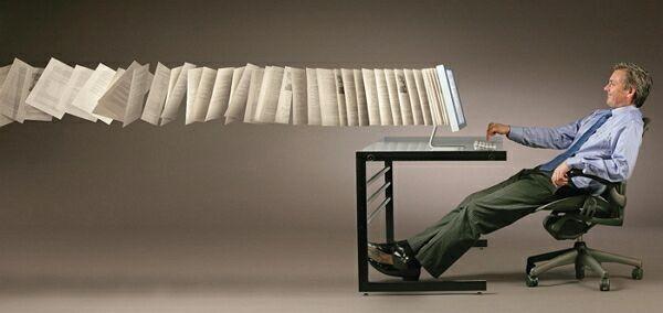 электронный документооборот внутри учреждения