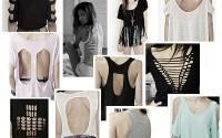 Женские футболки: новая жизнь старых вещей
