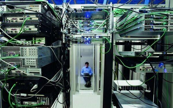 кондиционер в серверную