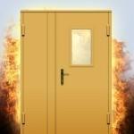 Противопожарные двери от производителя
