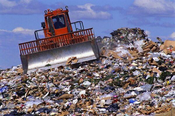 вывоз мусора ЭкоСтройСервис