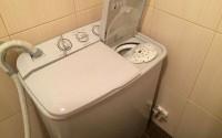 Полуавтоматическая стиральная машина: преимущества и недостатки