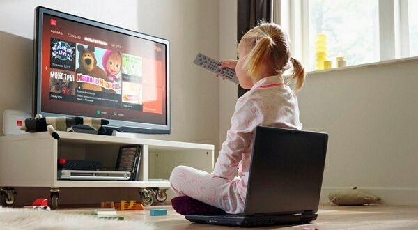 Влияние телевизора на детей