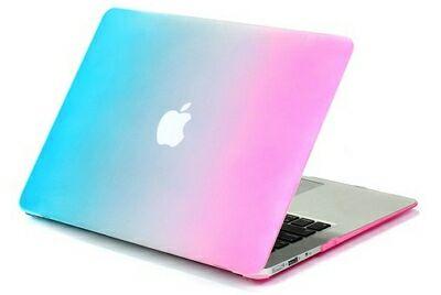 Чехол защитный пластиковый для Macbook Pro 15 градиент