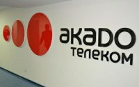 логотип компании Акадо
