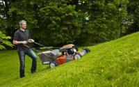 Как ухаживать за газонокосилкой?