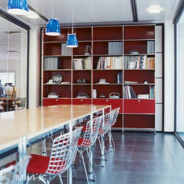 Как выбрать стеллажи для офиса