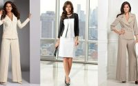 Деловой стиль: как подобрать женский костюм?