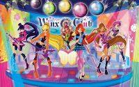 winx club игры