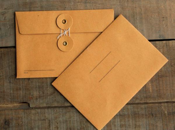 История конвертов и какой почтовый конверт выбрать сегодня