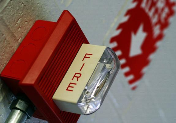 Подготовка к пожарной инспекции и обслуживание пожарной и охранной сигнализации