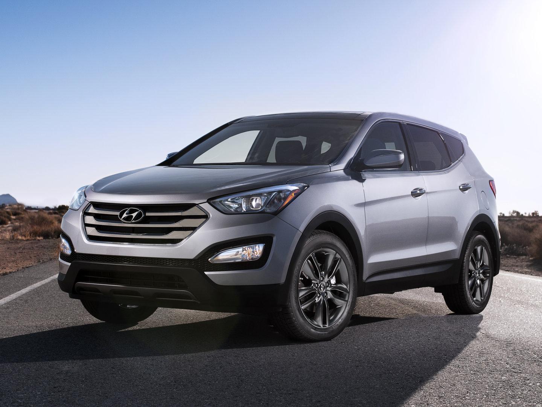 Hyundai Santa Fe эксплуатация