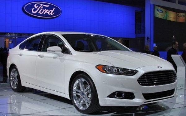 Новое Ford Mondeo