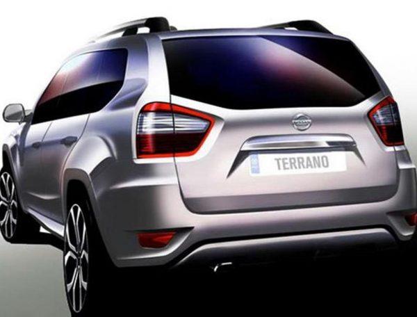 Комплектация «Комфорт» Nissan Terranonew