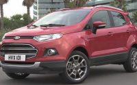 Ford Ecosport комплектации и цены