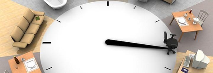 Мониторинг рабочего времени