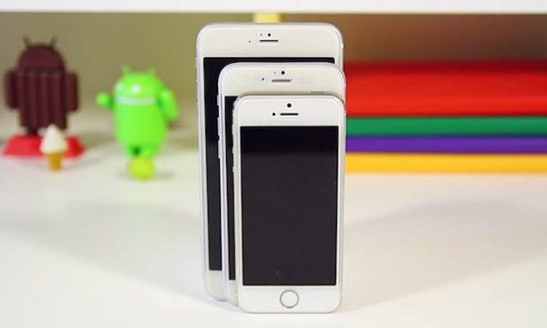 iPhone 5 и 6: сравнение моделей