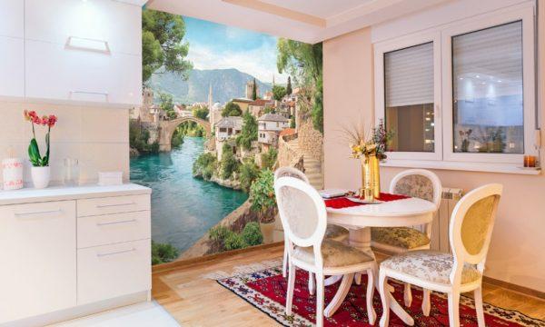 Как правильно выбрать обои для малогабаритной квартиры?