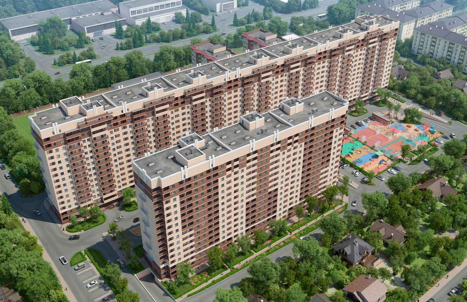 ЖК Притяжение — лучшее предложение на рынке недвижимости Краснодара