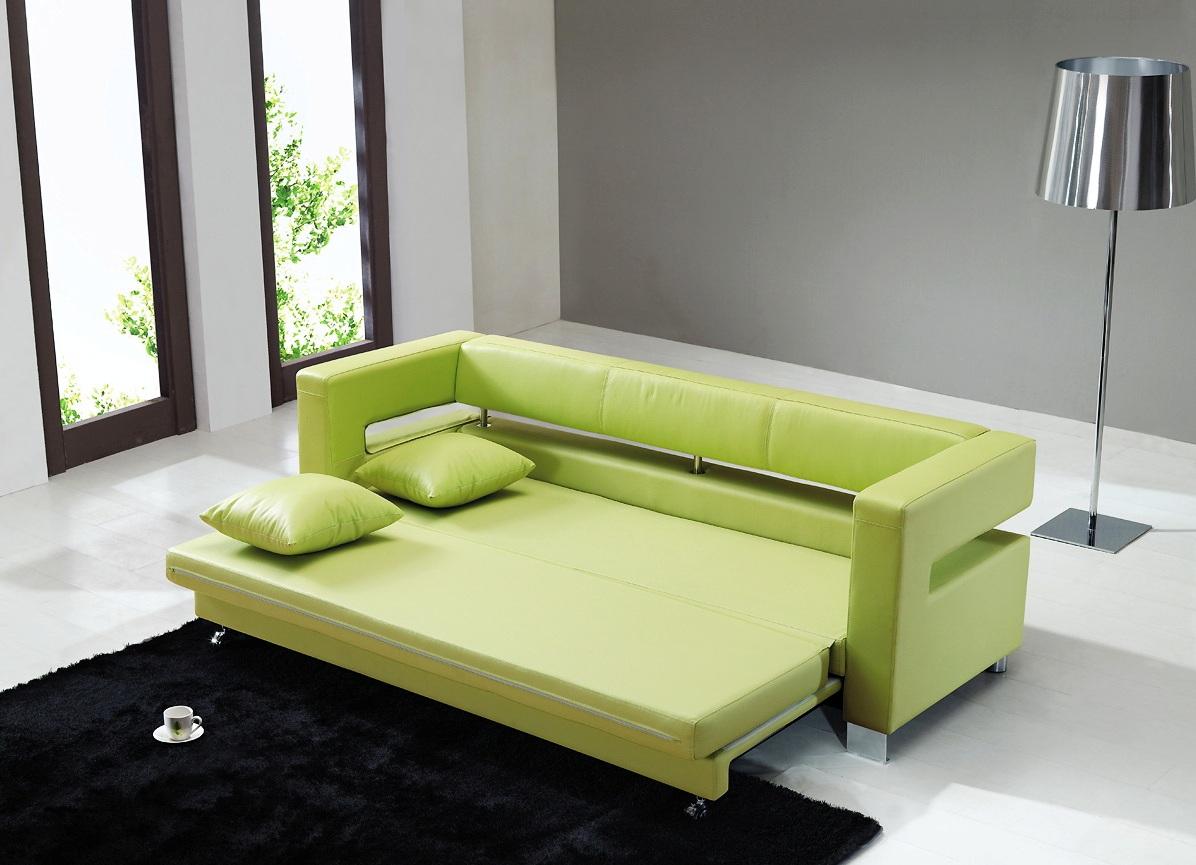 Достоинства и виды диванов с раскладным механизмом