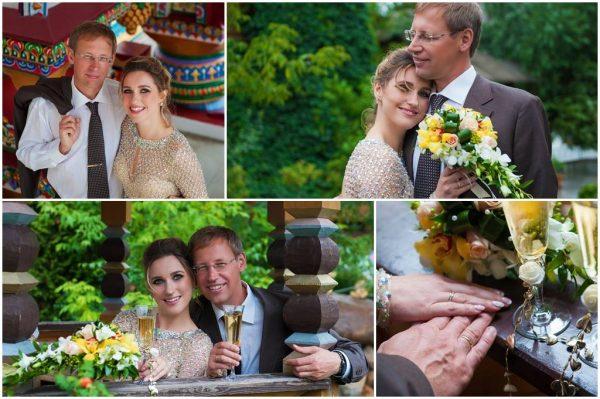 Модные тренды свадебной фотосъемки