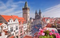 Отпуск в Праге с оператором Спектрум