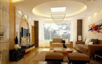 Освещение гостиной комнаты: дизайн и ключевые правила