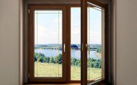Обычный стеклопакет или деревянные евроокна: в чем различия и преимущества?