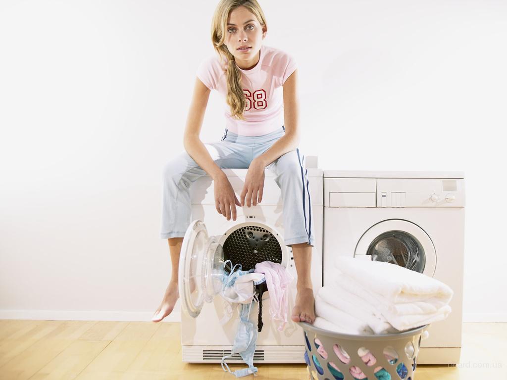 Ремонт стиральной машины: наиболее частые причины поломок