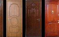 МДФ накладки на металлические двери и новые тенденции в отделке дверей