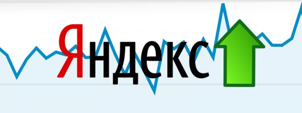 Продвижение сайта в яндексе шаги