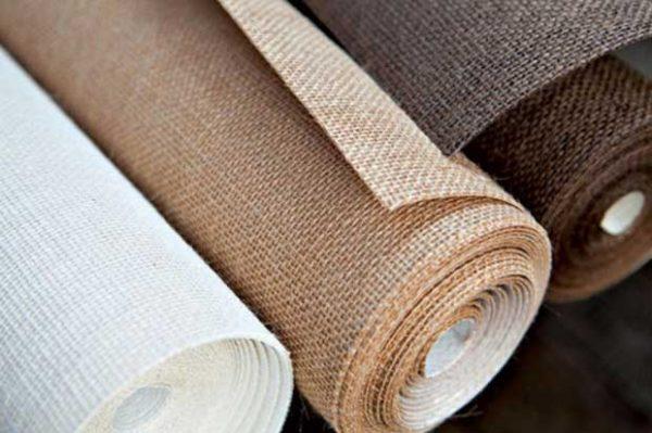 области применения традиционной мешковины