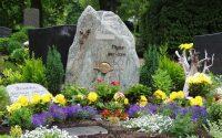 Оформление могилы на кладбище