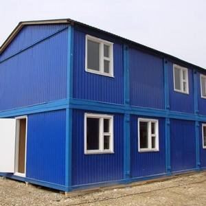Модульные здания: основные особенности