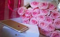 Какой яблочный айфон подарить своей девушке?