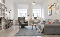 Мебель в скандинавском стиле поможет сделать жилище более уютным и стильным