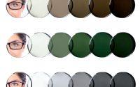 Какие линзы для очков лучше: пластиковые или стеклянные?