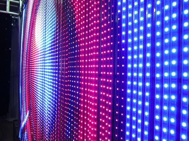 Аренда светодиодных экранов