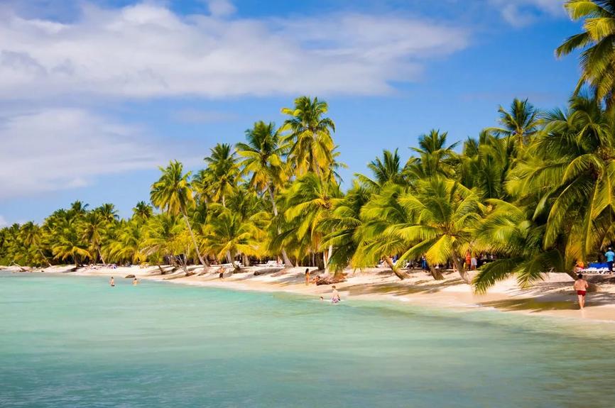 Саона в Доминикане: венец творения экзотической природы