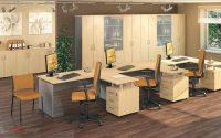 Почему офисная мебель Domino популярна среди российских потребителей