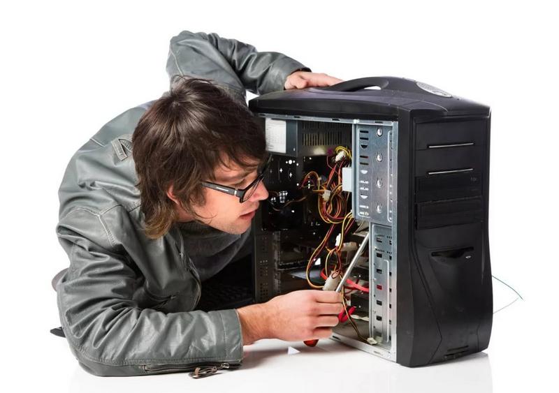 Что делать, если сломался компьютер