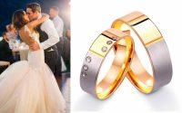Кольца для свадьбы: между минимализмом и экспрессией