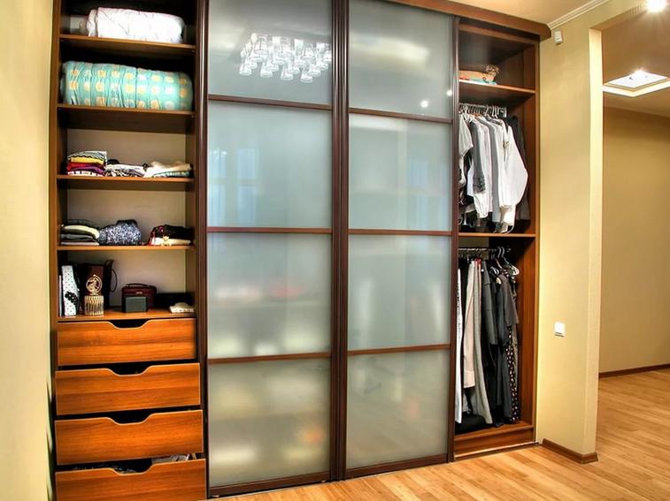 Шкафы-купе – удобно, практично, эстетично