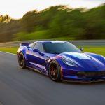Chevrolet Corvette – стильный спортивный автомобиль для любителей драйва и скорости