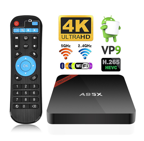 Приставки Android TV Box
