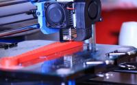 Способ печати несколькими цветами пластика на FDM 3d принтере
