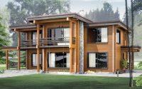 Почему клееный брус считают лучшим материалом для строительства дома?