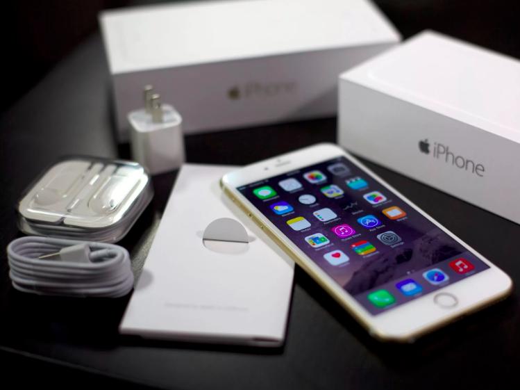 Продажа iPhone с помощью профессионалов