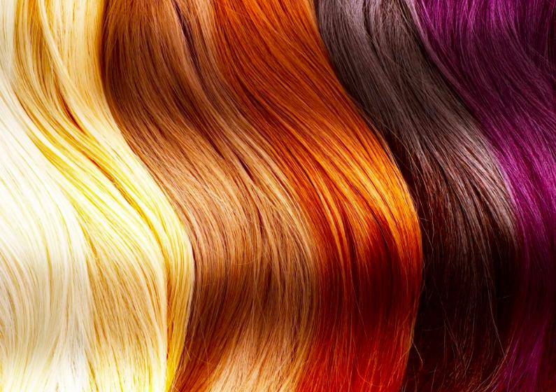Как подобрать краску для волос?